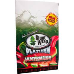 Blunt Wrap Platinum Watermelon x 25
