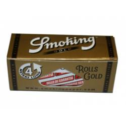Smoking Gold Rolls 4m x 24