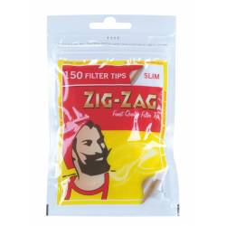 Zig Zag Slim Filter 6mm / 150 Stk. x 10