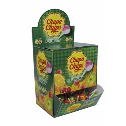 Chupa Chups Box Fruit 12g x 100 Lollipop Schleckstengel