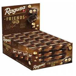 Ragusa Friends Noir 4x11g x 24