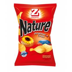 Zweifel Chips Nature 90g Btl. x 10