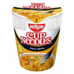 Nissin Noodles Curry 67g Cup x 8