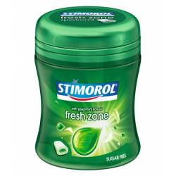 Stimorol MAX Splash Spearmint 88g Bottle x 6