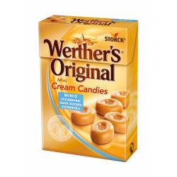 Werther's Original 42g Box x 10