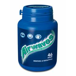 Airwaves  Menthol & Eukalyptus  90g  Bottle x 6