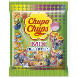 Chupa Chups  Lollies Mix  154g  Btl. x 16
