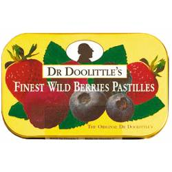 Dr Doolittle's  Finest Wild Berries  70g  Do. x 8