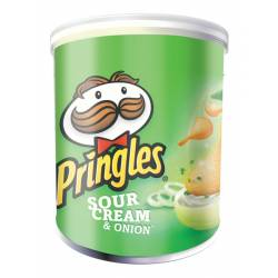 Pringles  Sourcream & Onion  40g x 12