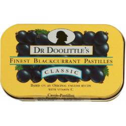 Dr Doolittle's Blackcurrant Classic 70g Do. x 8