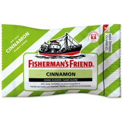 Fisherman's Friend  Cinnamon  25g x 24