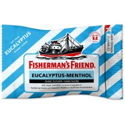 Fisherman's Friend  Eucalyptus-Menthol  25g x 24
