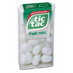 Tic Tac Fresh Mint 18g x 36