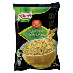 Knorr Asia Noodles Curry 70g Btl. x 11