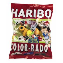 Haribo  Color-Rado  200g  Btl. x 24