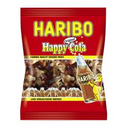 Haribo  Happy Cola  100g  Btl. x 30