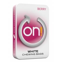 ON! Chewing Bags Berry 6.3g x 10