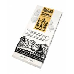 MilkBoy Swiss Caramel & Sea Salt 100g x 10