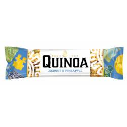 Paul's Quinoa Coconut & Pineapple 25g x 12
