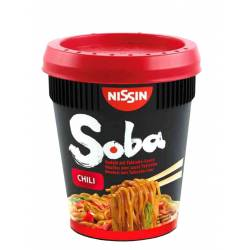Nissin Soba Chili 92g Cup x 8