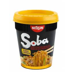Nissin Soba Classic 90g Cup x 8