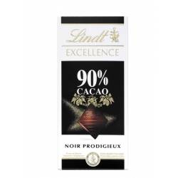 Lindt Excellence Noir 90% Cacao 100g x 20