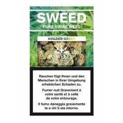 SWEED CBD Hanf Blüten Indoor 2g Btl. x 1