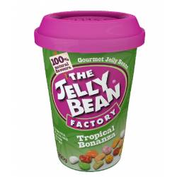 Jelly Bean Tropical Bonanza 200g Cup x 12