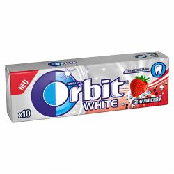 Orbit White Strawberry 14g x 30