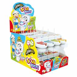 JOHNY BEE Sour Potty 19g x 24