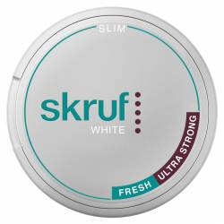 Skruf Fresh Ultra Strong Slim 20g Do x 5