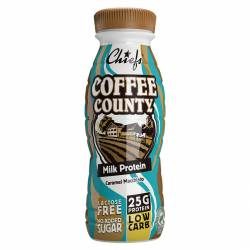 Chiefs Protein Milk Coffee County 330ml x 8 Flaschen