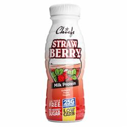Chiefs Protein Milk Strawberry 330ml x 8