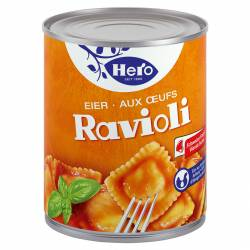Hero Eier-Ravioli 870g Do x 6