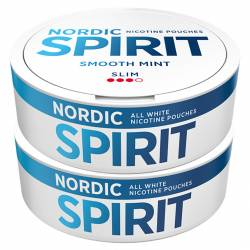 Nordic Spirit Smooth Mint Duopacks Do x 5