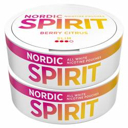 Nordic Spirit Berry Citrus Duopack Do x 5