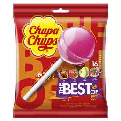 Chupa Chups The Best of 120g 12 Beutel
