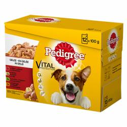 Pedigree Favourites 12x100g x 4