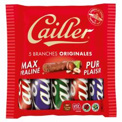 Cailler Branche Milch 5x23g x 32
