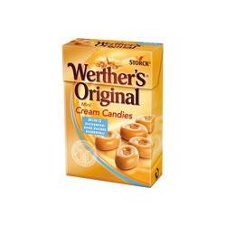 Werther's Original Minis zuckerfrei 10 Boxen 42gramm Cream Candies